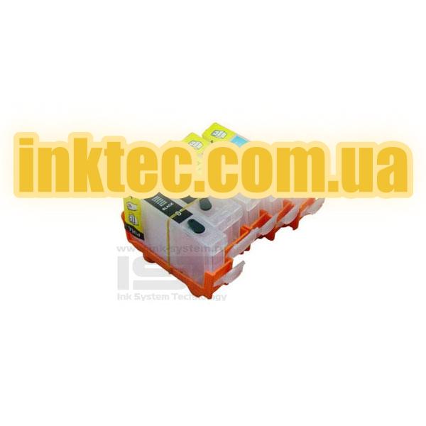 Картридж Re-521Bk/C/M/Y, 520BK/ЧИП